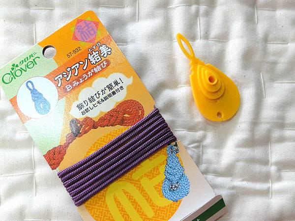 琵琶結編織器1