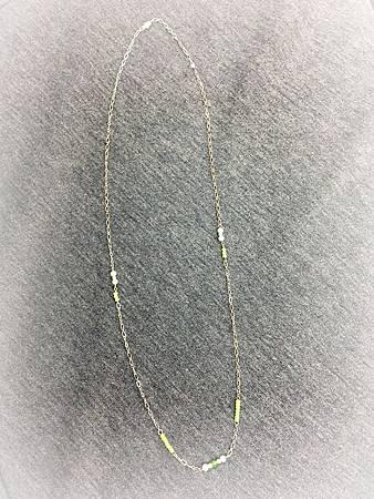 輕珠寶細長鍊8