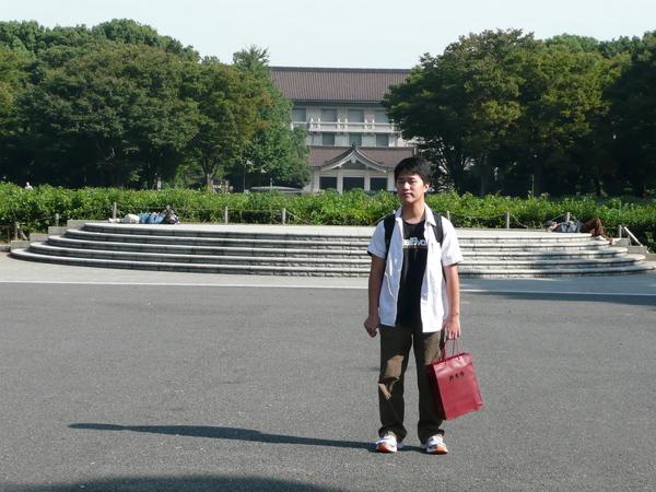 上野恩賜公園2