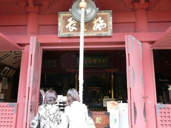 不忍池的寺院