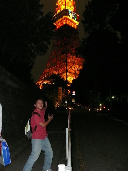 東京鐵塔~~