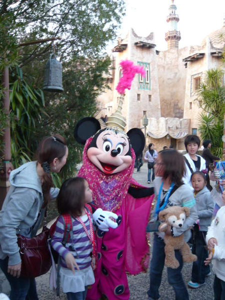 Disney SEA c