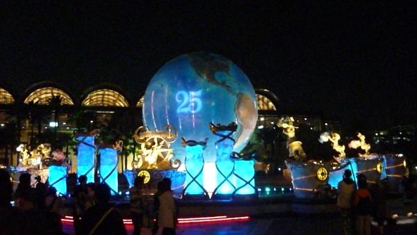Disney SEA 25週年紀念