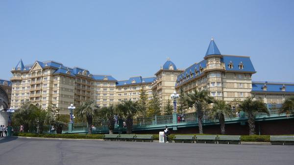 迪士尼飯店