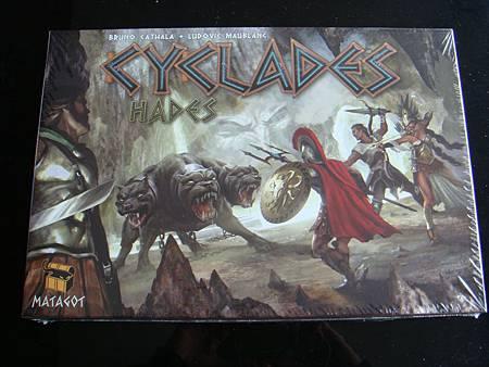 期待超~~~久的冥王Hades擴充盒拿到囉!