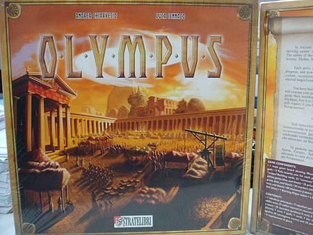 Olympus遊戲正面