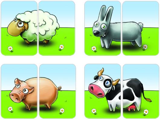 原有4種牲畜