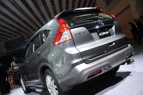 全新四代Honda CR-V