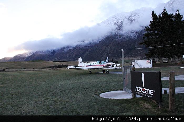 紐西蘭皇后鎮高空跳傘IMG_3878