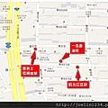 晴光市場紅豆餅地圖