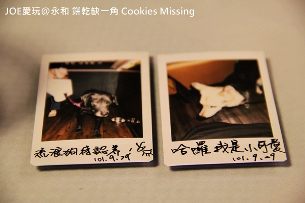 餅乾缺一角Cookies missingIMG_9809
