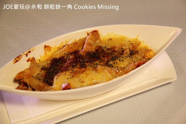 餅乾缺一角Cookies missingIMG_9853