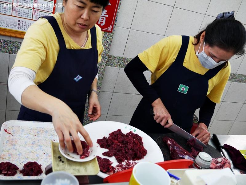 台南牛庄牛肉湯P1020024