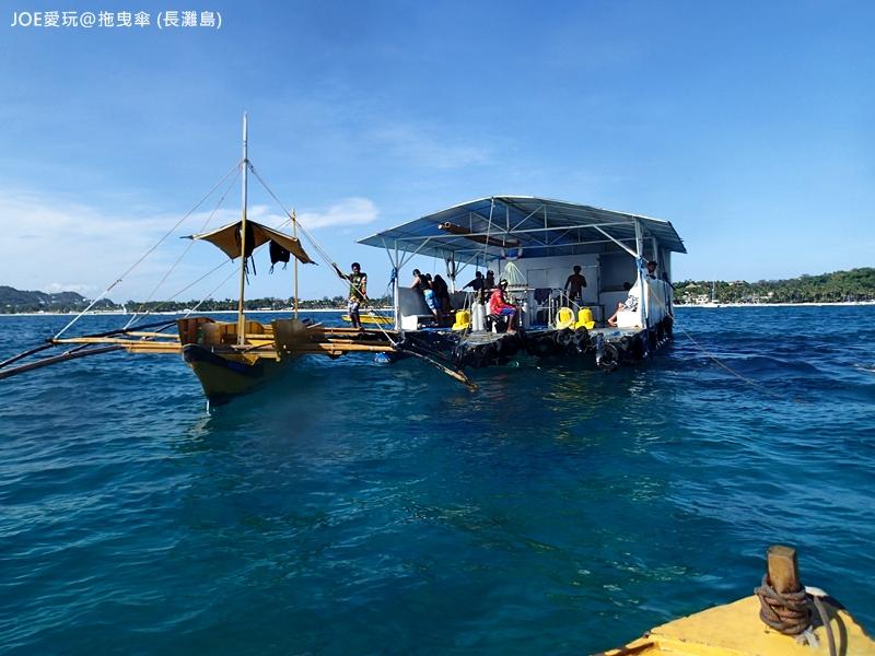 長灘島拖曳傘P4280240