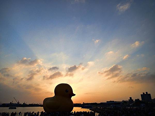 黃色小鴨 Rubber Duck