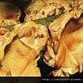 白甘蔗煙燻土雞腿