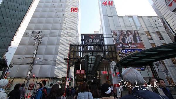 心齋橋與道頓崛 (2)
