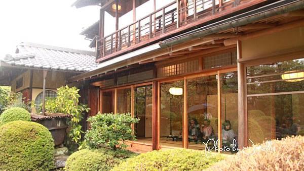 Yojiya Café 銀閣寺店 (8)