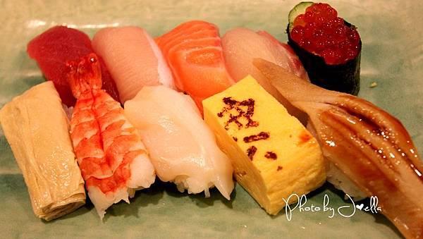 魚心壽司 (10)