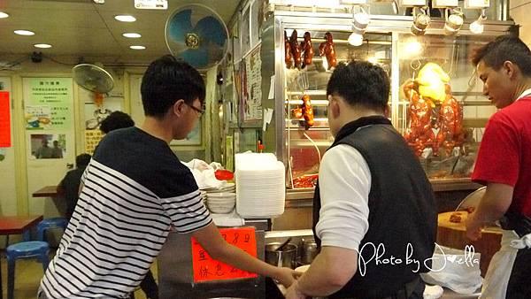 香港元朗天鴻燒鵝 (5)