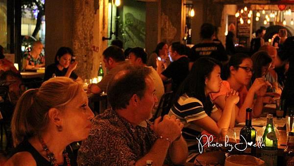 上海東平路DOC義大利餐廳 (3)