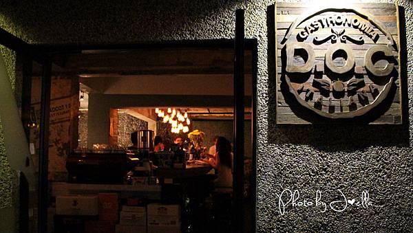 上海東平路DOC義大利餐廳 (17)