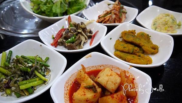 華僑城蕊佳園韓國料理 (7)