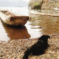 瀘沽湖女神灣