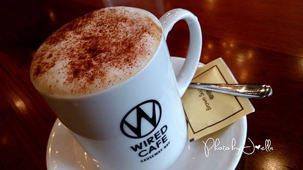 WIRED CAFE@香港銅鑼灣希慎廣場 (3)