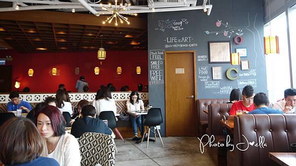 WIRED CAFE@香港銅鑼灣希慎廣場 (8)