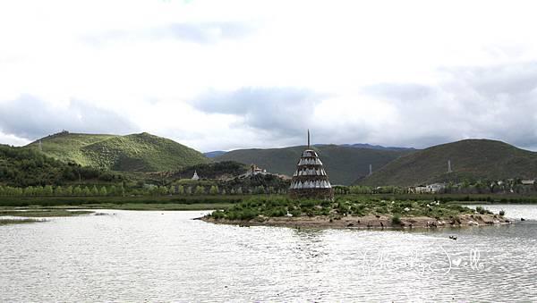 香格里拉2日遊_4葛松贊林寺 (17)