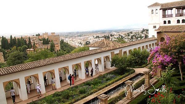 Alhambra_軒尼洛里菲花園 (4)