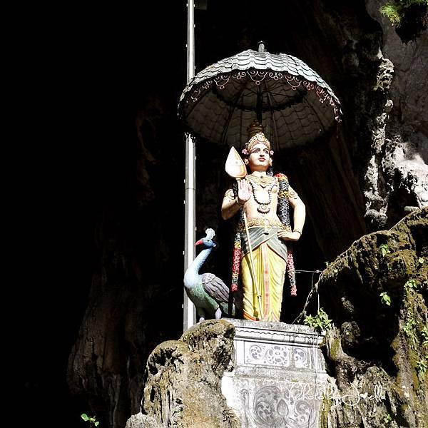 印度教聖地黑風洞(Batu Caves) (4).jpg