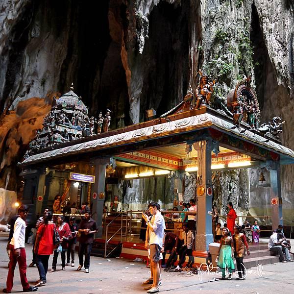 印度教聖地黑風洞(Batu Caves) (6).jpg