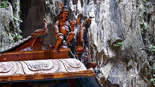 印度教聖地黑風洞(Batu Caves) (8).jpg