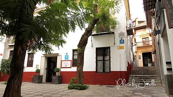 格拉納達(Granada) 旅館Palacio de Santa Inés (1).jpg