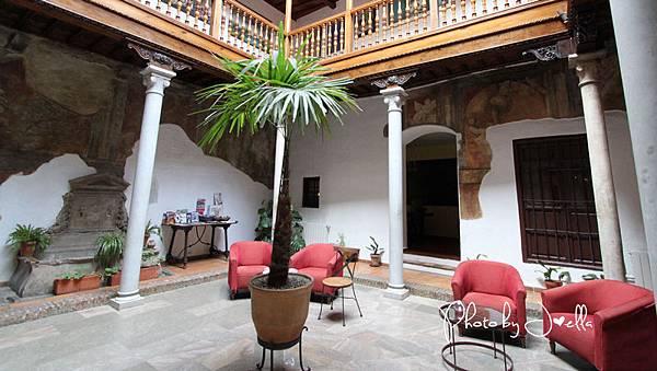 格拉納達(Granada) 旅館Palacio de Santa Inés (4).jpg