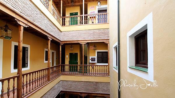 格拉納達(Granada) 旅館Palacio de Santa Inés (14).jpg