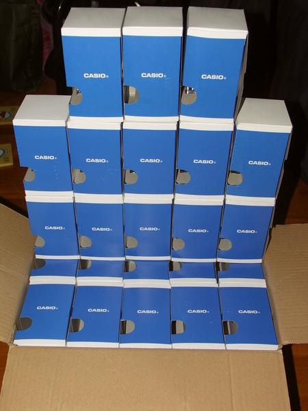 團購Casio WS-110H-1