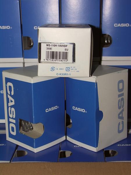 團購Casio WS-110H-3
