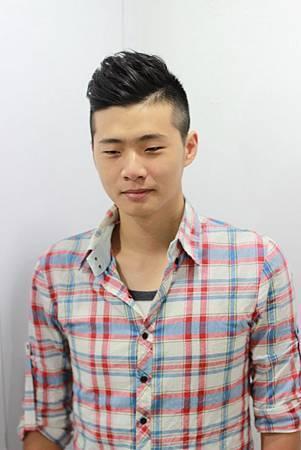 水樹髮藝JOE男生作品IMG_0544