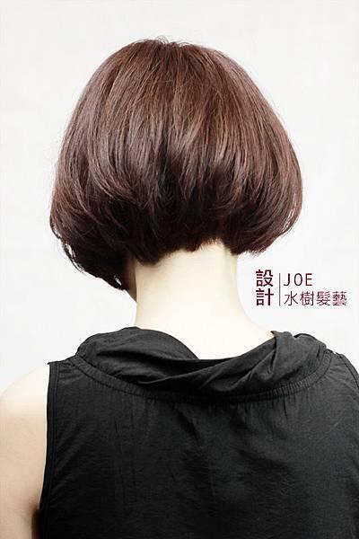 高雄,水樹髮藝,JOE,女生,短髮,髮型,剪髮,染髮IMG_2555