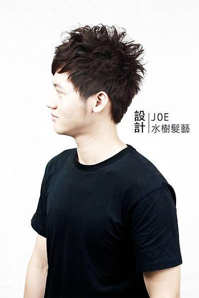 高雄,水樹髮藝,JOE,男生,剪髮,燙髮,染髮,作品IMG_2708
