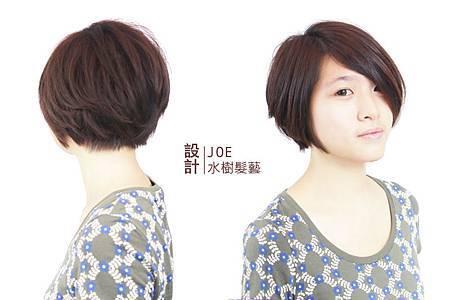 高雄,水樹髮藝,JOE,女生,短髮,髮型,圖片,剪髮IMG_30372