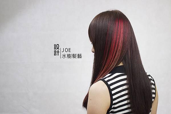水樹髮藝『JOE』 設計師高雄,水樹髮藝,JOE,女生,短髮,髮型,圖片,剪髮,染髮,蠟筆染,挑染IMG_3613