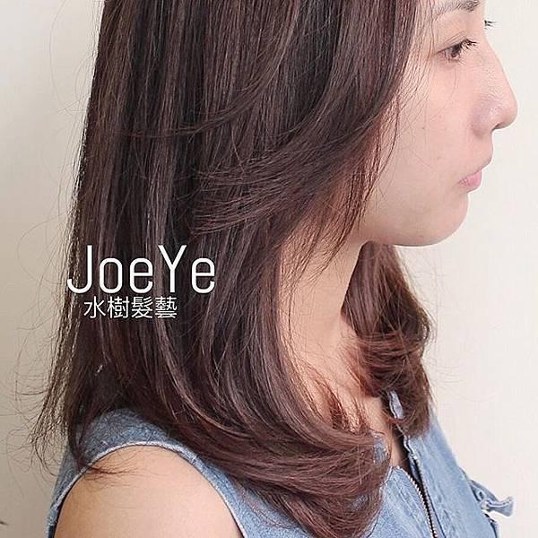 2016年推薦的女生髮型高雄『水樹髮藝』設計師 JOE 關心你所在乎的剪髮 燙髮 染髮