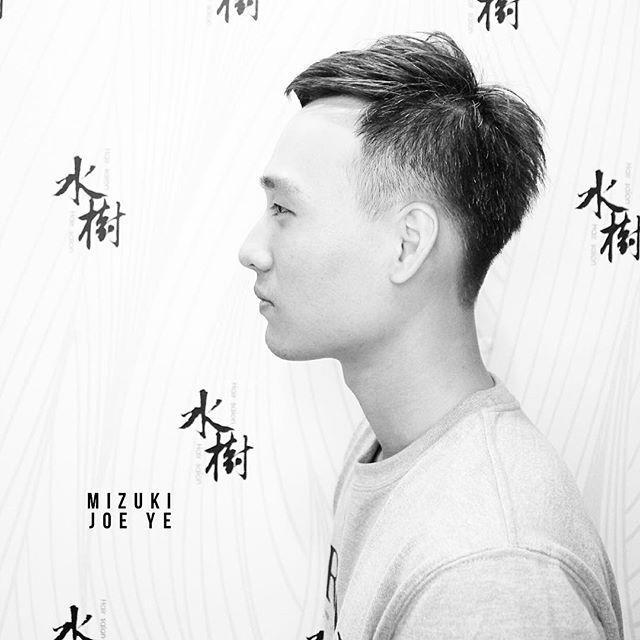 2015年推薦男生的髮型 「推剪+高層次+旁分」高雄『水樹髮藝』設計師 JOE 關心你所在乎的『剪髮、燙髮、染髮』