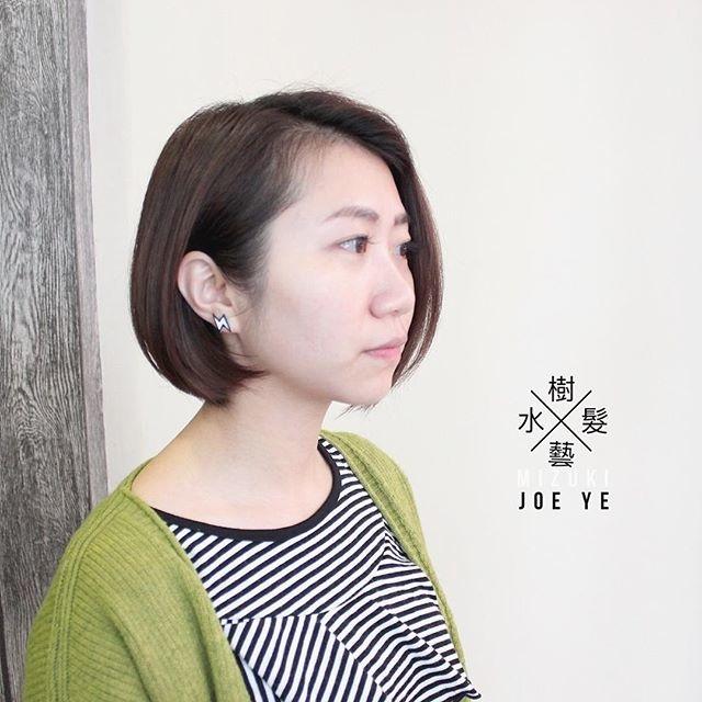 2015年推薦女生的髮型 「LOB」高雄『水樹髮藝』設計師 JOE 關心你所在乎的『剪髮、燙髮、染髮』