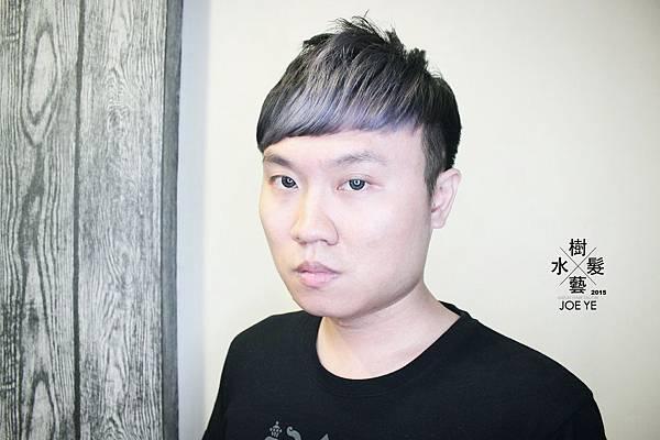 2016年推薦的男生髮型 高雄『水樹髮藝』設計師 JOE 關心你所在乎的剪髮 燙髮 染髮