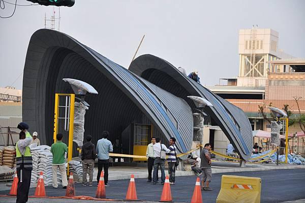 岡山火車站轉ㄩㄣ